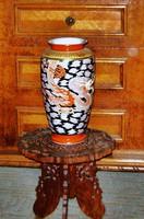 Antik japán váza a 20-as évekből