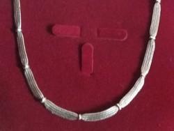 Antik ezüst nyakék