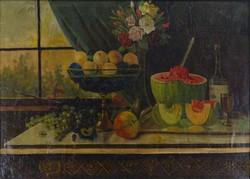 0V606 Id. Kovács J. : Asztali csendélet 1914