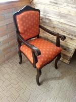 Antik nagyméretű szék, karosszék