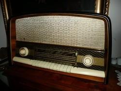 Orion AR612 PACSIRTA antik rádió 1959-ből teljesen ép állapotban