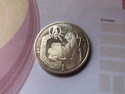 1998 ezüst 10 márka 15,5 gramm 0,925