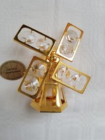 Crystal Temptations 24K Gold Plated. Szélmalom