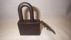 Verdun Patent régi érdekes lakat