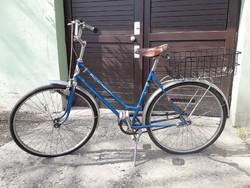 "Vintage Retro PUCH BERGLAND JUNGMEISTER 26""-os női kerékpár bicikli"