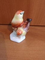 Bodrogkeresztúri kerámia madárpár hibátlan