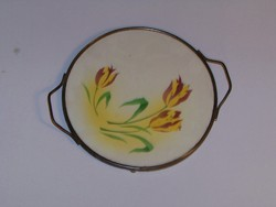 Antik asztalközép-edény alátét 9