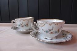 PSL Imperial két darabos csésze, teáskészlet