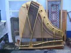 Antik zongora alkatrészek - hiánypótlásra, kreatív célokra