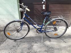 "Vintage Retro PUCH JUNGMEISTER SUPER 26""-os női kerékpár bicikli"