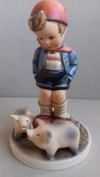 Hummel Farm Boy - Farmer fiú #66 TMK6 13,5cm