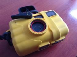 Hibátlan állapotú búvár fényképezőgép