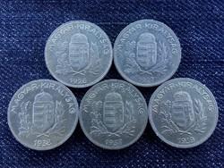Nagyon szép ezüst 1 Pengő teljes sor/id 7181/