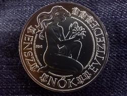ENSZ - Nők évtizede ezüst 500 Forint 1984  (id5633)