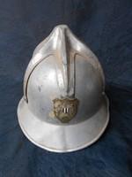 Antik osztrák tűzoltósisak.20.sz első fele.Gyűjtői darab.
