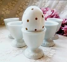 Rosenthal Classic Rose fehér tojástartók 6db