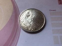 1999 ezüst 10 márka 15,5 gramm 0,925