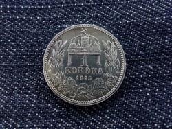 Ezüst 1 Korona 1915/id 5922/