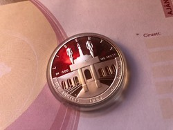 1986 USA ezüst 1 dollár PP 26,7 gramm 0,900
