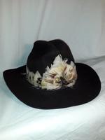 A Nagy klasszikus EREDETI amerikai STETSON férfi kalap