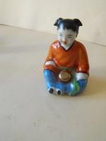 Japán porcelán kislány