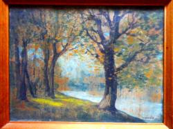 Eredeti Markó Ernő (1868-1945) festmény