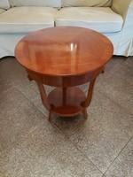 Biedermaier fiókos kis asztal