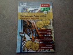 Magyar Érme Hírlap 2011/4 július/augusztus/id 7268/