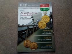 Magyar Érme Hírlap 2011/5 szeptember/október/id 7267/