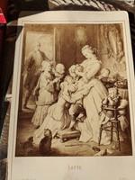Goethes Frauengestalten von W.v.Kaulbach.Ajánlatokat várok,nem tudom az értékét.
