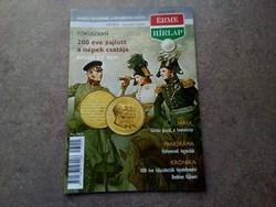 Magyar Érme Hírlap 2013/5 szeptember/október/id 7261/