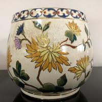 Fischer porcelánfajansz