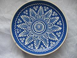 Retro Ü keramik  fali tál