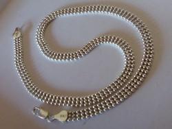 Széles ezüst nyakék,nyaklánc