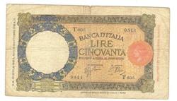 50 lira 1940 Olaszország