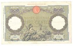 100 lira 1938 Olaszország
