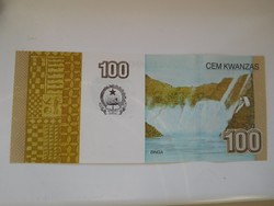 Angola 100 kwancas 2012 unc