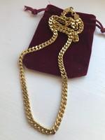 14 karátos arany nyaklánc- 22gr