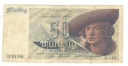 50 márka 1948 Németország