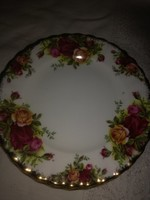 Royal Albert süteményes tányér