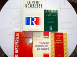 Francia szótár csomag haladóknak
