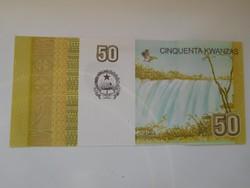 Angola 50 kwancas 2012 unc
