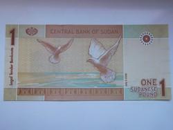 Szudán  1 pounds   2007 UNC további bankjegyek a kínálatomban a galérián