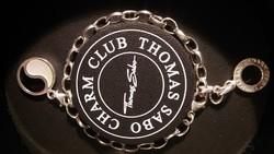 Thomas Sabo Charm karkötő + 1 charm