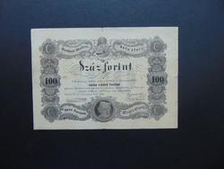 100 forint 1848 Kossuth Bankó !