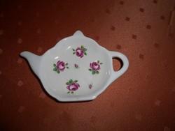 Angol teafilter tartó