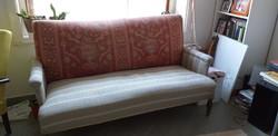 Régi antik kanapé, szófa