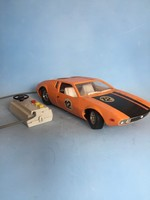 Mangusta távirányítós játék autó retro
