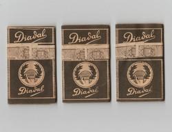 """""""Diadal"""" szivarkapapír, 1940-es évek"""