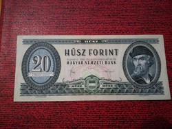 1980-as 20 Forint EF ++
